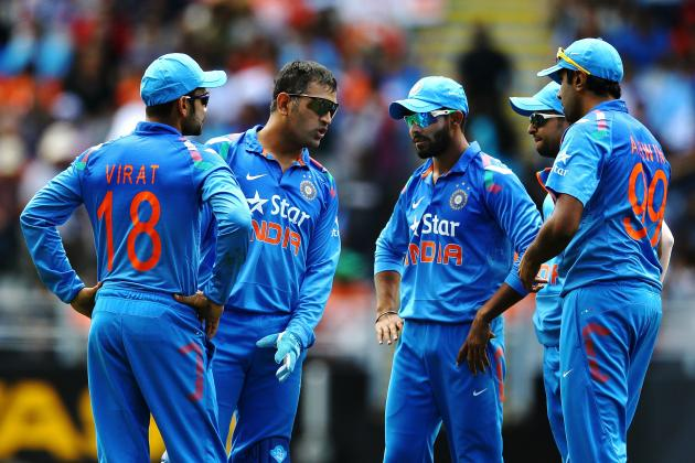India ODI Team Won't Be Scarred by Failures in England Test Series