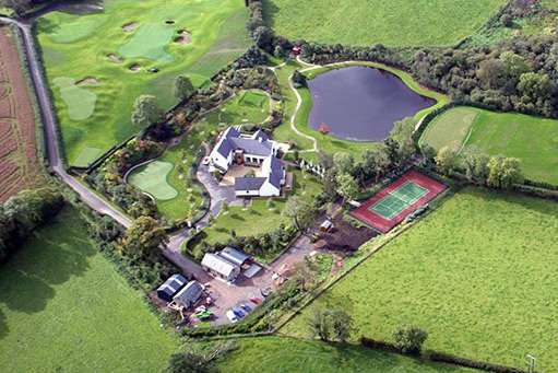 Rory McIlroy's Former Estate for Rent at $21,000 a Week