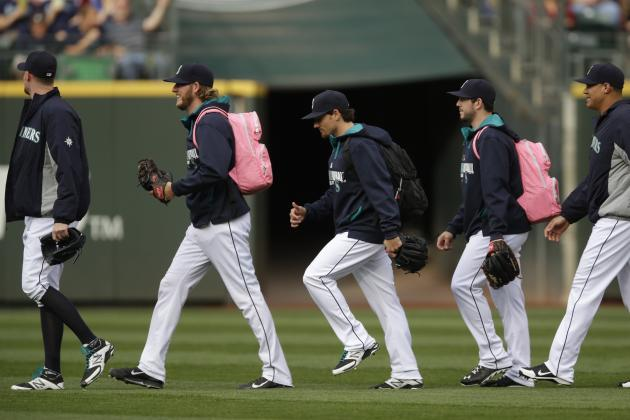 How the Seattle Mariners Built Their Historically Good Bullpen