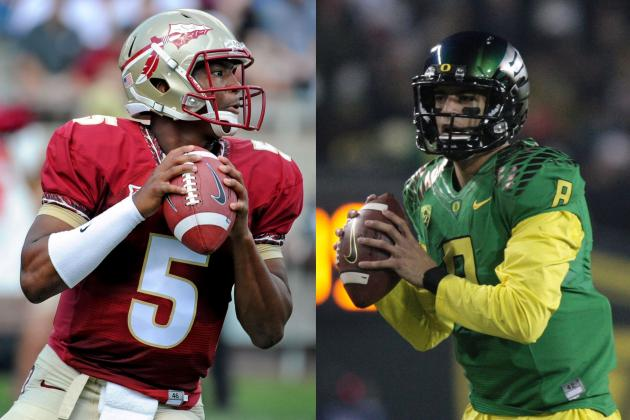 Who Is the Best Quarterback Eligible for the 2015 NFL Draft?