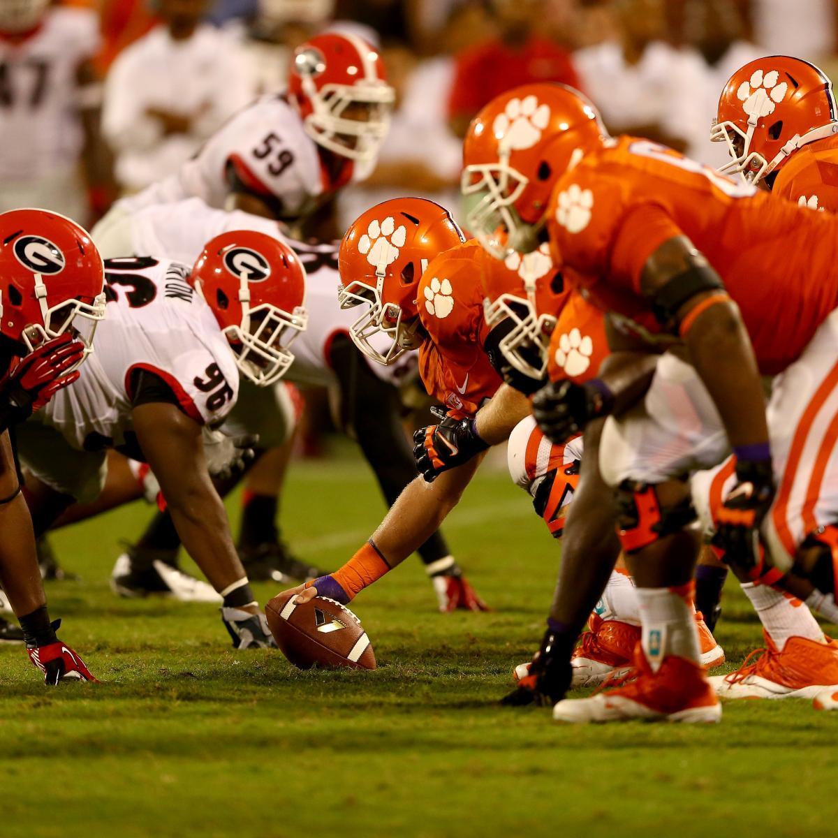 football rivalry clemson college vs georgia highlights videos latest