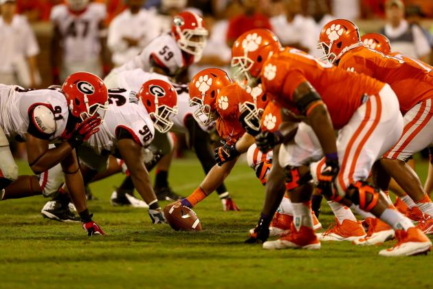 Georgia vs. Clemson: An Endangered College Football Rivalry