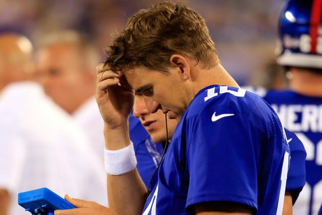 Former QBs: Why Eli Manning's Transition Is so 'Painful'