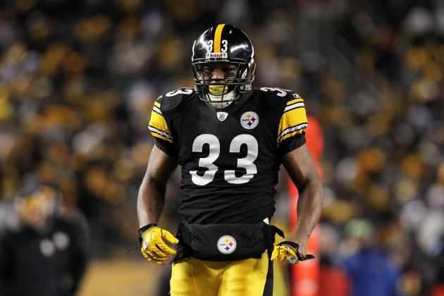 Former Steelers RB Isaac Redman Forced to Retire Due to Neck Injury