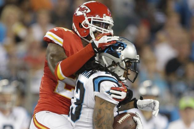 Beleaguered Chiefs Secondary Adjusting to Rules