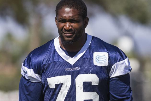 Cowboys DT Amobi Okoye: 'I'm Pretty Much a Walking Miracle'
