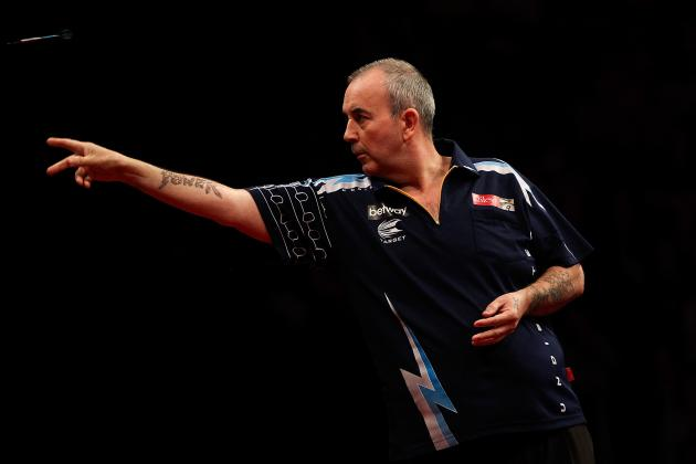 Perth Darts Masters 2014: Tracking Final World Series Results and Scores