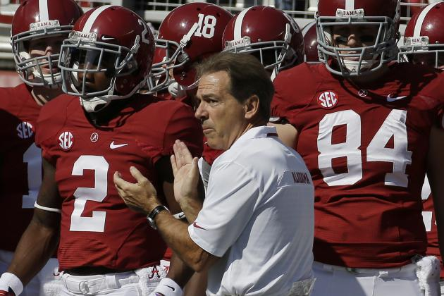 Alabama Football: Depth Chart Analysis, Complete 2014 Preview and Predictions