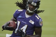 Marlon Brown Getting Bigger Taste of Special Teams