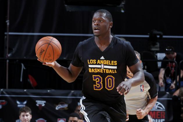 Lakers News: Byron Scott Is Smart to Make Julius Randle's Development a Priority
