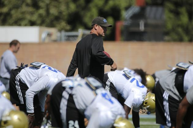 UCLA Football: Final Camp Stock Report for Bruins
