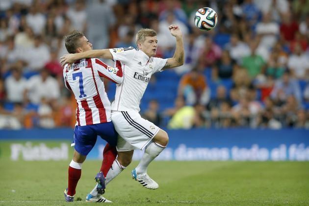 Atletico Madrid vs. Real Madrid: Last-Minute Predictions for Super Cup 2nd Leg