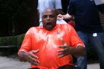 Barkley Does Ice Bucket Challenge... with a Twist