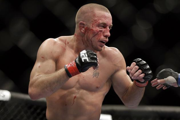 GSP: No UFC Return Without Independent Drug Testing