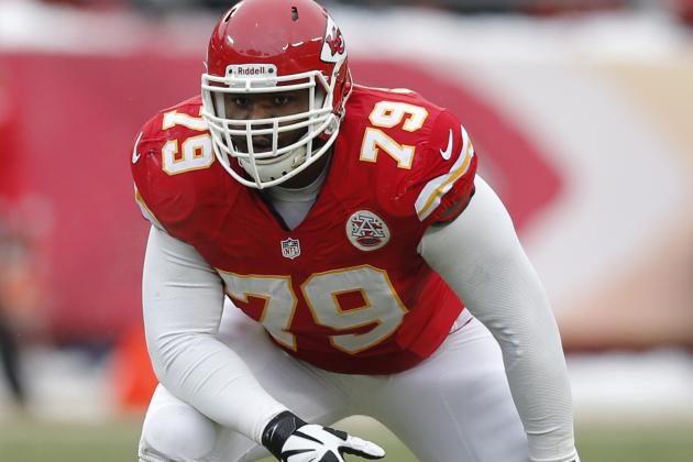 Chiefs Tackle Donald Stephenson Suspended Four Games for PEDs