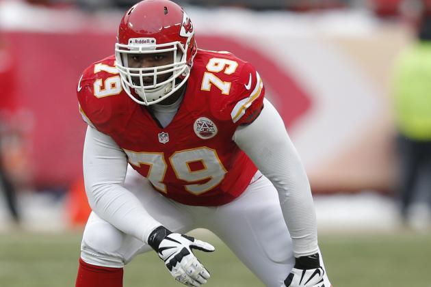 Kansas City Chiefs OL Donald Stephenson Suspended 4 Games by NFL