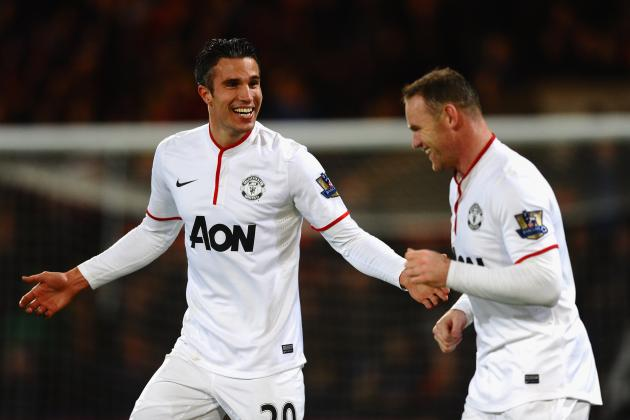 Louis van Gaal's Use of Rooney, Van Persie and Mata Vital for Manchester United