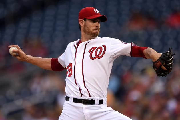 Nats' Fister Again Deploying His Sinker, Now That He Has a Competent Defense