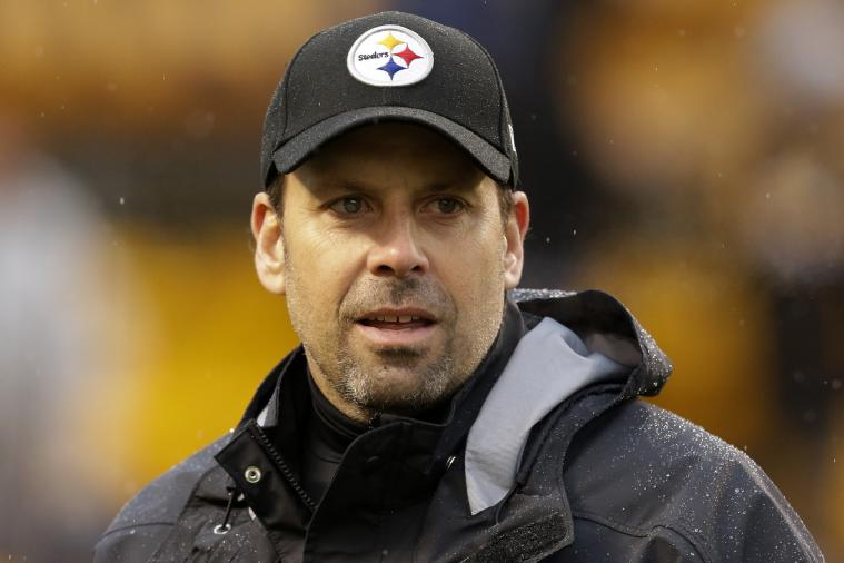 Snoop Dogg Demands Steelers Fire Offensive Coordinator Todd Haley