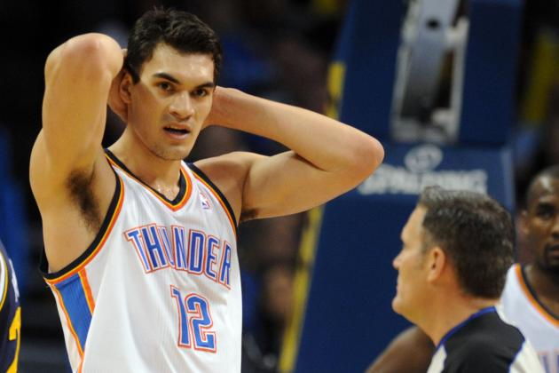 Who Will the Oklahoma City Thunder Start at Center?