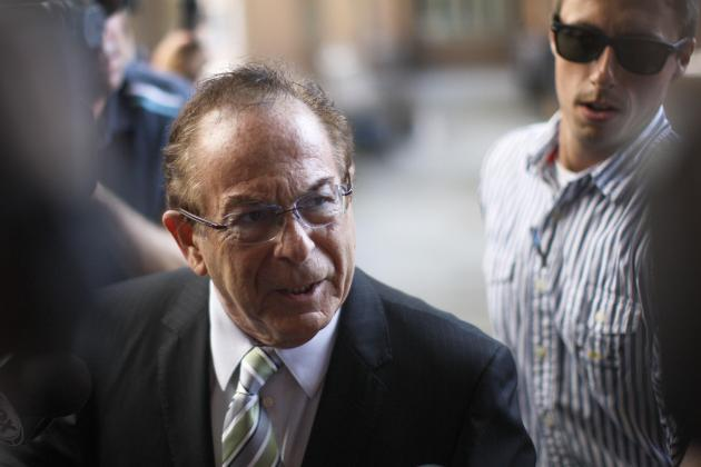 Donald Sterling Drops Family Trust from Lawsuit Against NBA