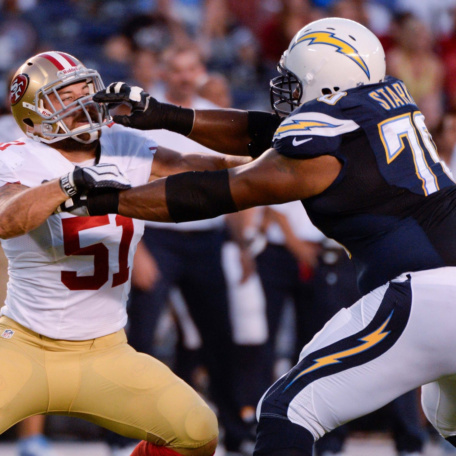 San Diego Chargers Game Results: San Diego Chargers Vs. San Francisco 49ers: 49ers