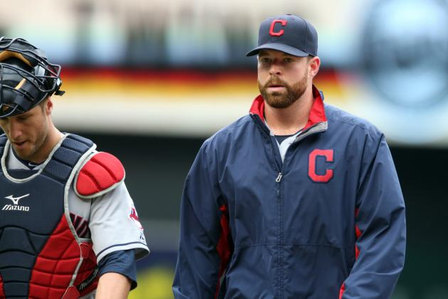 Indians' Corey Kluber Records 1st 200-Strikeout Season of Career