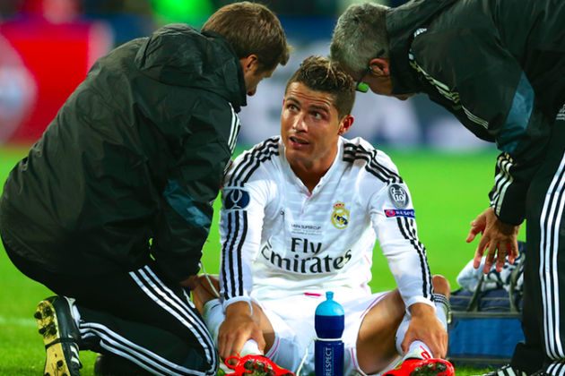 Cristiano Ronaldo's Fitness Will Be Major Concern for Real Madrid This Season
