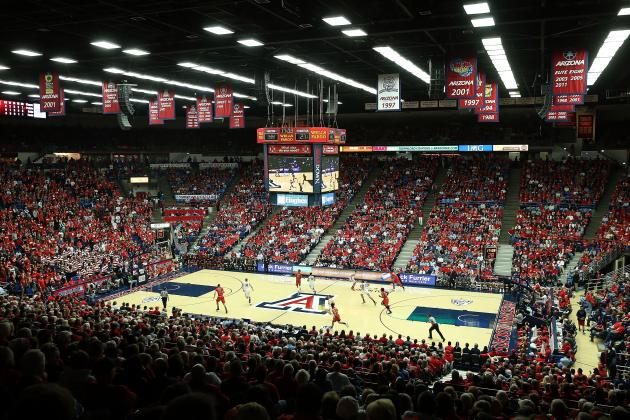 Former Wildcat Pledges to Help McKale Renovations