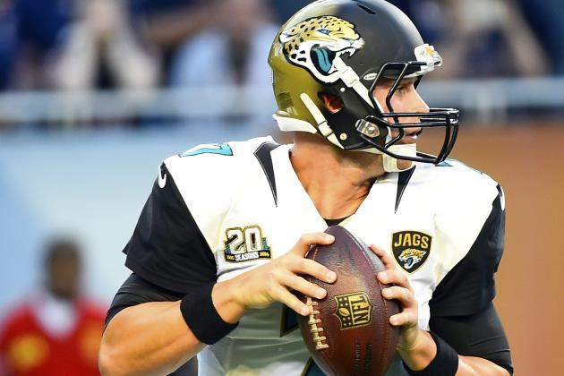 Jags' Preseason Game at Lions Friday Night Is Final Tune-Up for Most Starters