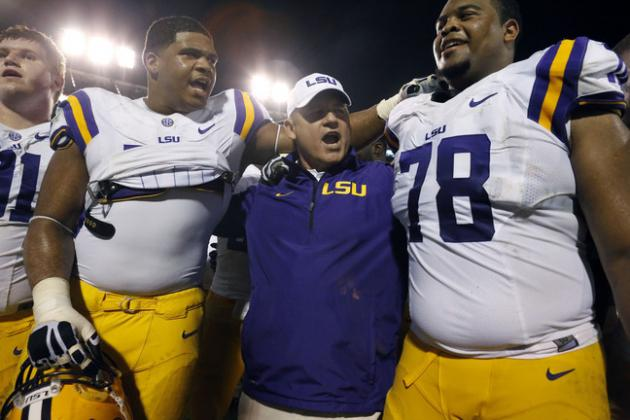 LSU Football: Depth Chart Analysis, Complete 2014 Preview and Predictions