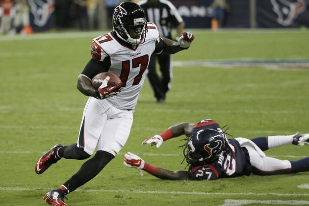 Atlanta Falcons' Devin Hester Needs Just 1 More Non-Offensive TD for Record