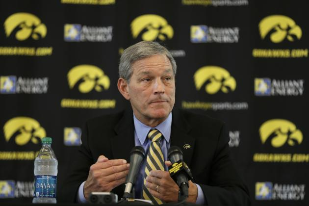 Depth Chart Shuffles Iowa's Defense; Surprise Starter at Cornerback