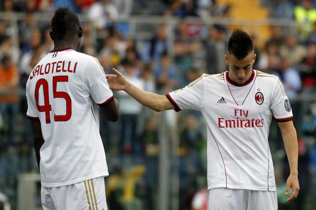 How Mario Balotelli Leaving AC Milan Affects Stephan El Shaarawy