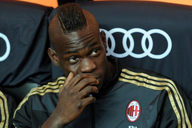Mario Balotelli Is the Perfect Replacement for Luis Suarez at Liverpool
