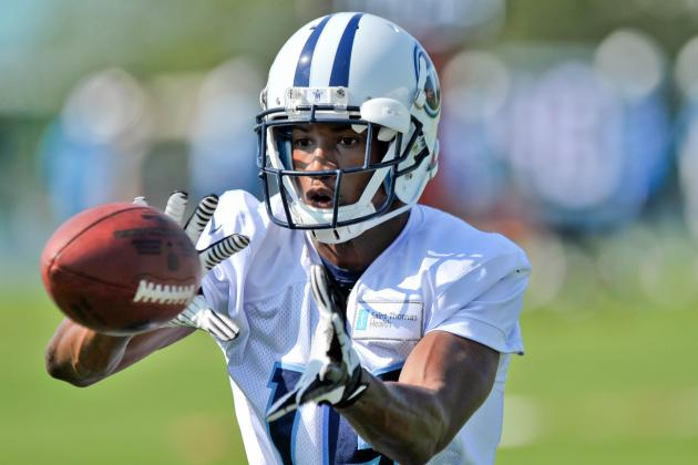 Justin Hunter Tops List of 2014 Fantasy Football Breakout Stars