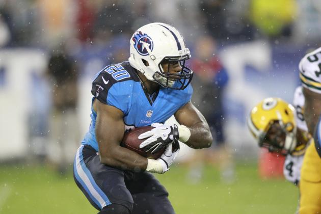 Bishop Sankey's Average Draft Position Makes Titans RB a Huge Fantasy Risk