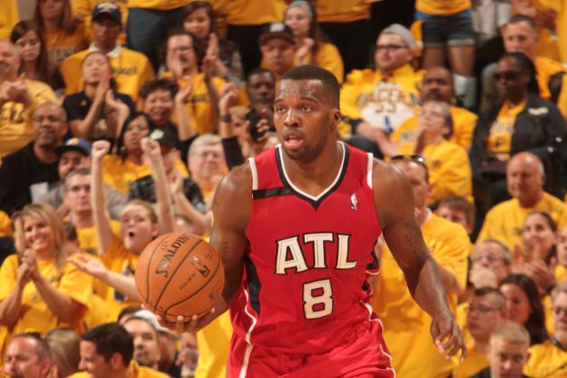 Hawks Re-Sign Backup Guard Mack