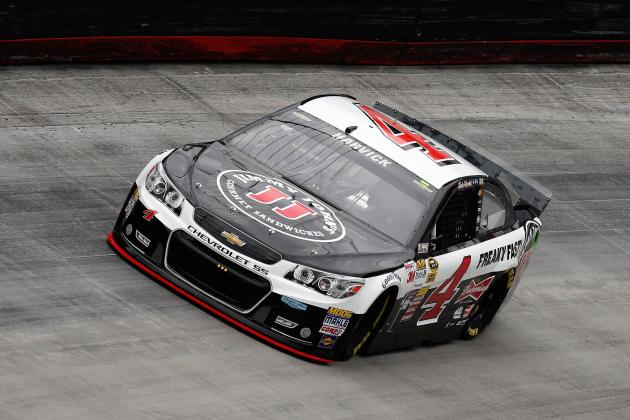 NASCAR at Bristol 2014 Qualifying Results: Live Leaderboard Updates