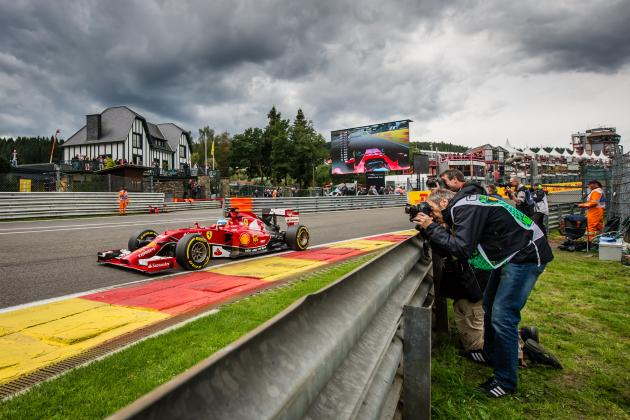 Belgian Grand Prix 2014: B/R Experts Predict Pole, Race Winner and More