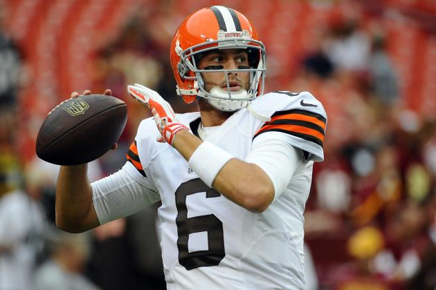 Brian Hoyer Has Chance to Take 'ownership' of Starting Quarterback Job