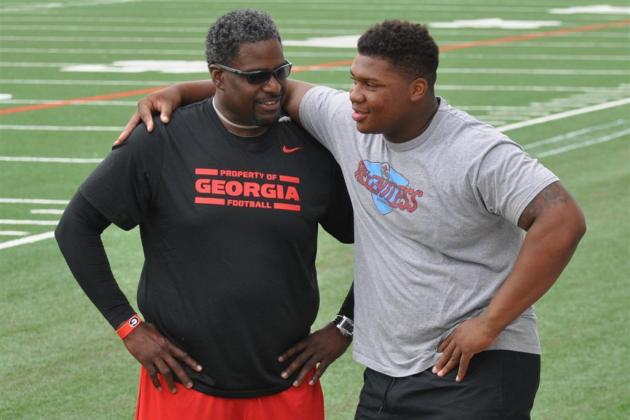 Georgia Locking Down Top Homegrown Talent in 2015 Recruiting Class