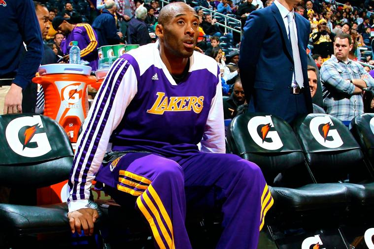 Can Kobe Bryant Match NBA History's Best 36-Year-Old Wings?