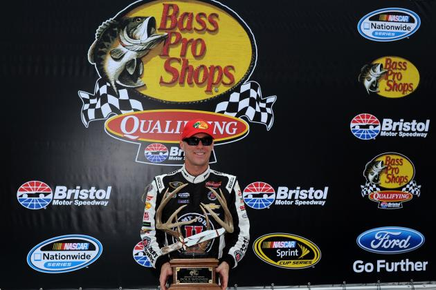 NASCAR at Bristol 2014 Results: Race Order, Final Times and Twitter Reaction