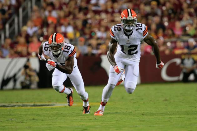 Focus Shifts to Receivers for Browns