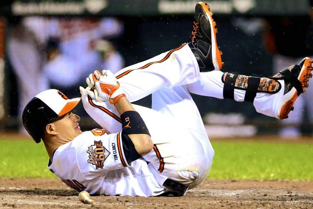 Manny Machado Injury: Orioles 3B Reportedly Having Season-Ending Knee Surgery