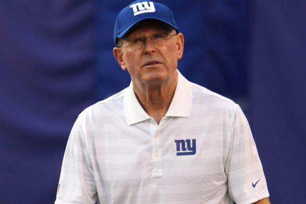 Coughlin's Idea for Extra Points: Move Them to the 1-Yard Line