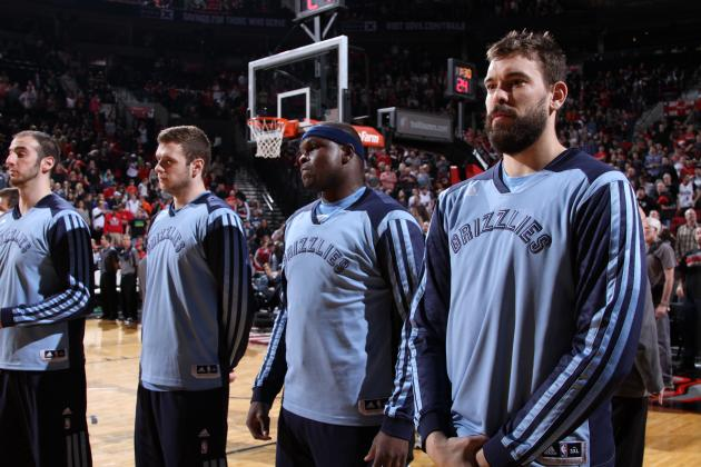 Are Memphis Grizzlies' Dark-Horse Days Done Heading into 2014-15?