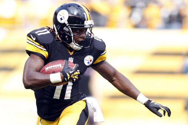 Markus Wheaton Will Reward Fantasy Football Owners with Breakout 2014 Campaign