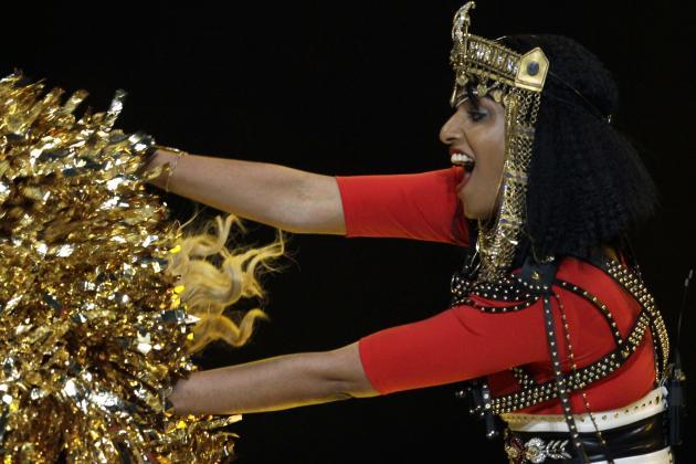 NFL, M.I.A. Settle over Super Bowl Gesture